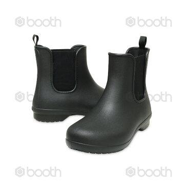 Crocs Freesail Chelsea Boot W【クロックス フリーセイル チェルシー ブーツ ウィメン】◉クロックス正規取扱店なのでご安心ください◉