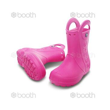 handle it rain boot kids 【ハンドル イット レイン ブーツ キッズ】◉クロックス正規取扱店なのでご安心ください◉
