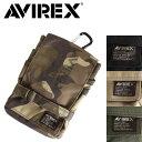 正規取扱店 AVIREX (アヴィレックス) AVX341L ポーチ ショルダーバッグ 全4色