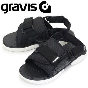 d623c263d9 正規取扱店 gravis (グラビス) 71000 CARDIFF カーディフ 2WAYカジュアルサンダル BLACK GRV008