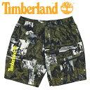 正規取扱店 Timberland (ティンバーランド) A28C1 WILD CAMO AOP SHORT ハーフパンツ Z52 Burnt Olive Wild Camo Print TB131