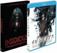 インシディアス(Blu−ray Disc)/パトリック・ウィルソン【後払いOK】【2500円以上送料無料】