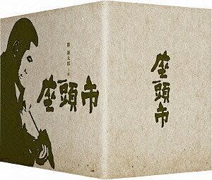 座頭市 Blu−ray BOX(Blu−ray Disc)/勝新太郎【後払いOK】【2500円以上送料無料】