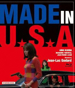 メイド・イン・USA(Blu−ray Disc)/アンナ・カリーナ【後払いOK】【2500円以上送料無料】