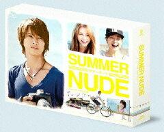 SUMMER NUDE ディレクターズカット版 Blu−ray BOX(Blu−ray Disc)/山下智久【後払い...