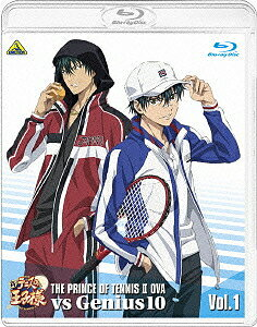 新テニスの王子様 OVA vs Genius10 Vol.1(Blu-ray Disc)/テニスの王子様【後払いOK...