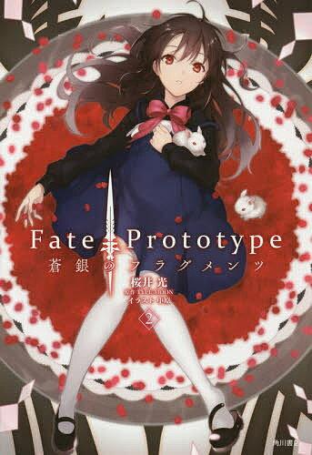 青年, 角川書店 エースC FatePrototype 2TYPEMOON3000