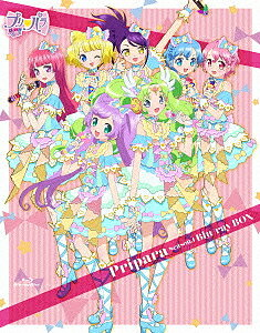 Pripara Season.1 Blu−ray BOX(Blu−ray Disc)/プリパラ【3000円以上送料無料】