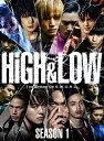 【店内全品5倍】HiGH & LOW SEASON 1 完全版 BOX(Blu−ray Disc)/岩田剛典/鈴木伸之【3000円以上送料無料】