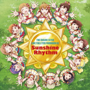THE IDOLM@STER LIVE THE@TER FORWARD 01 Sunshine Rhythm【3000円以上送料無料】
