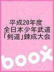 平成20年度 全日本少年武道「剣道」錬成大会【2500円以上送料無料】