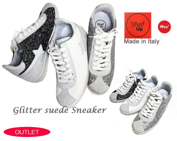 レディース靴, スニーカー WOZ