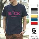 楽天【大きいサイズ メンズ Tシャツ】【まとめ買割引・Tシャツフェスタ対象】【Rock/fst012big】半袖 Tシャツ【3L 4L 5L/XXL/XXXL】 / アメカジ・きれい目・ストリート/楽天カード分割