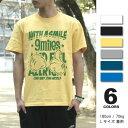 Tシャツ 半袖 メンズ レゲエ reggae【メール便OK(1枚のみ)】【まとめ買割引・Tシャツフェスタ対象】【with a smile/fst032】半袖 Tシャツ s/s S M L XL LL/ レゲエ・アメカジ・きれい目・ストリート/楽天カード分割