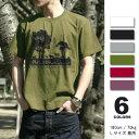 Tシャツ 半袖 メンズ【メール便OK(1枚のみ)】【まとめ買割引・Tシャツフェスタ対象】【TREE/fst048】半袖 Tシャツ s/s S M L XL LL/ アメカジ・きれい目・ストリート/楽天カード分割