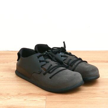 レディース BIRKENSTOCK ビルケンシュトック MONTANA モンタナ シューズ GS1008029 BLACK/BASALT(ブラック/バザルト)