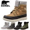 SOREL/ソレル レディース スノーブーツ ブーツ ショー...