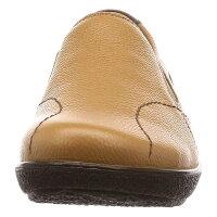 アキレスソルボレディース靴シューズスニーカースリッポンコンフォートachilles本革カジュアルASC3370あす楽対応_北海道BOS