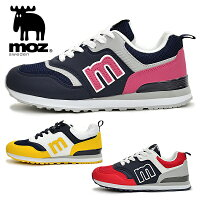 モズレディーススニーカーMOZMZ2177靴シューズおしゃれかわいい北欧靴女性カジュアルあす楽対応_北海道プチプラBOS