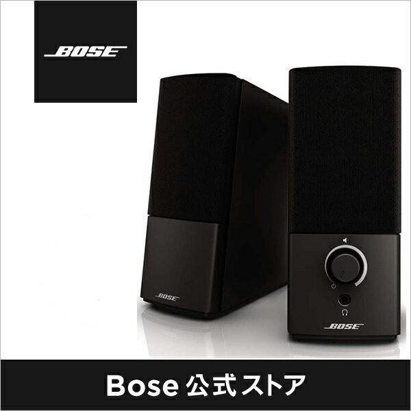 オーディオ, アンプ内蔵スピーカー Bose Companion2 Series III