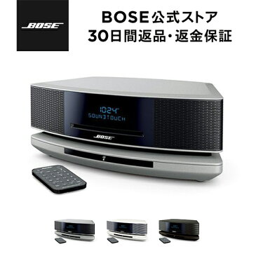BOSE Wave SoundTouch music system IV Bluetooth ブルートゥース Wi-Fi ワイヤレス スピーカー ウェーブシステム Bose bose ボーズ公式ストア