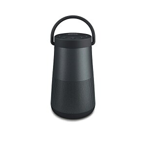 【公式 / 送料無料】 SoundLink Revolve+ Bluetooth スピーカー ポータブル / ワイヤレス / 360° / 全方位 / NFC対応 / IPX4 / 防滴
