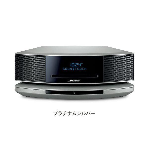 【公式 /】 Wave SoundTouch music system IV / Bluetooth / Wi-Fi / ワイヤレス / スピーカー:ボーズ・オンラインストア