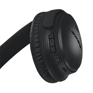 【公式/送料無料】BoseQuietComfort35ワイヤレスヘッドホン+バッテリー/ヘッドフォン/ノイズキャンセリング/Bluetooth/NFC対応