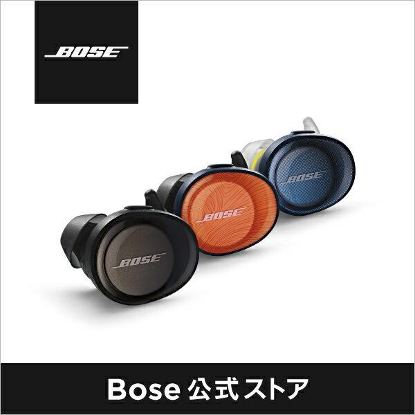 オーディオ, ヘッドホン・イヤホン Bose SoundSport Free Siri Google Assistant Bluetooth IPX4 iPhone