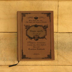 【KPLF1020SB】□【CL3】バロックブックノート サンドベージュ【スパイス SPICE ノート アンテ...