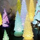 アメイジングLED ツリー M クリア XG3532CL □ PL1 キラキラツリー 電飾 ライト LED シンプル クリスマスデコレーション クリスマスライトツリー LEDライト キラキラ スパイス SPICE クリスマスパーティ クリスマス飾りお年玉 プレゼント