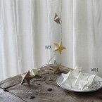 クリーパーランプファブリックスター【106245WH】□【AR4】【ランプ星型星インテリアデコレーション装飾飾りイルミネーションクリスマスオーナメントライトホームデコ志成】