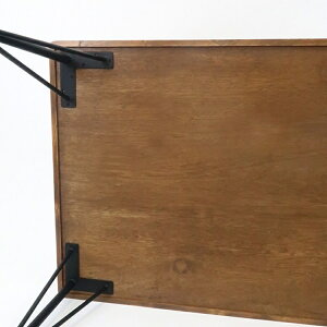 オールドウッドテーブル80×57【91700040】□【EL】【ナチュラル雑貨アンティークオールドウッド天板ハンドメイドDIYディスプレイ台】