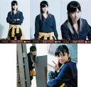 【メール便可能】【中古】 生写真 AKB48 マジすか学園2 島崎遥香 寒ブリ 5枚コンプセット