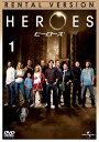 【中古レンタルアップ】 DVD 海外ドラマ HEROES (ヒーローズ) シーズン1 全11巻セット マイロ・ヴィンティミリア マシ・オカ