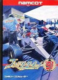 【中古】 FC ファミリーサーキット'91