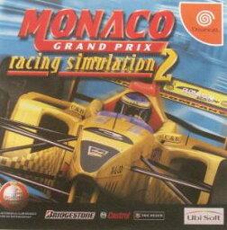 【中古】 DC MONACO GRAND PRIX racing simulation 2