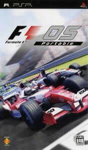 【ディスク単品】 PSP フォーミュラワン2005 ポータブル (ソフト単品)