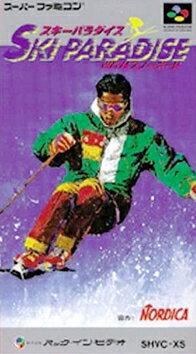 【中古】 SFC スキーパラダイスWITHスノーボード