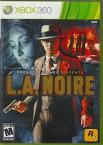 【中古】 Xbox360 北米版 L.A. NOIRE L.A. ノワール