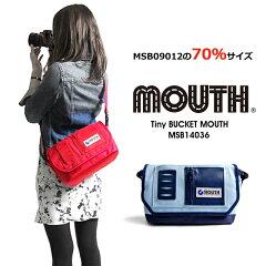 MSB09012の70%サイズ インナーケース付き!MOUTH ミニ カメラバッグ マウス 一眼 ミラーレス ...
