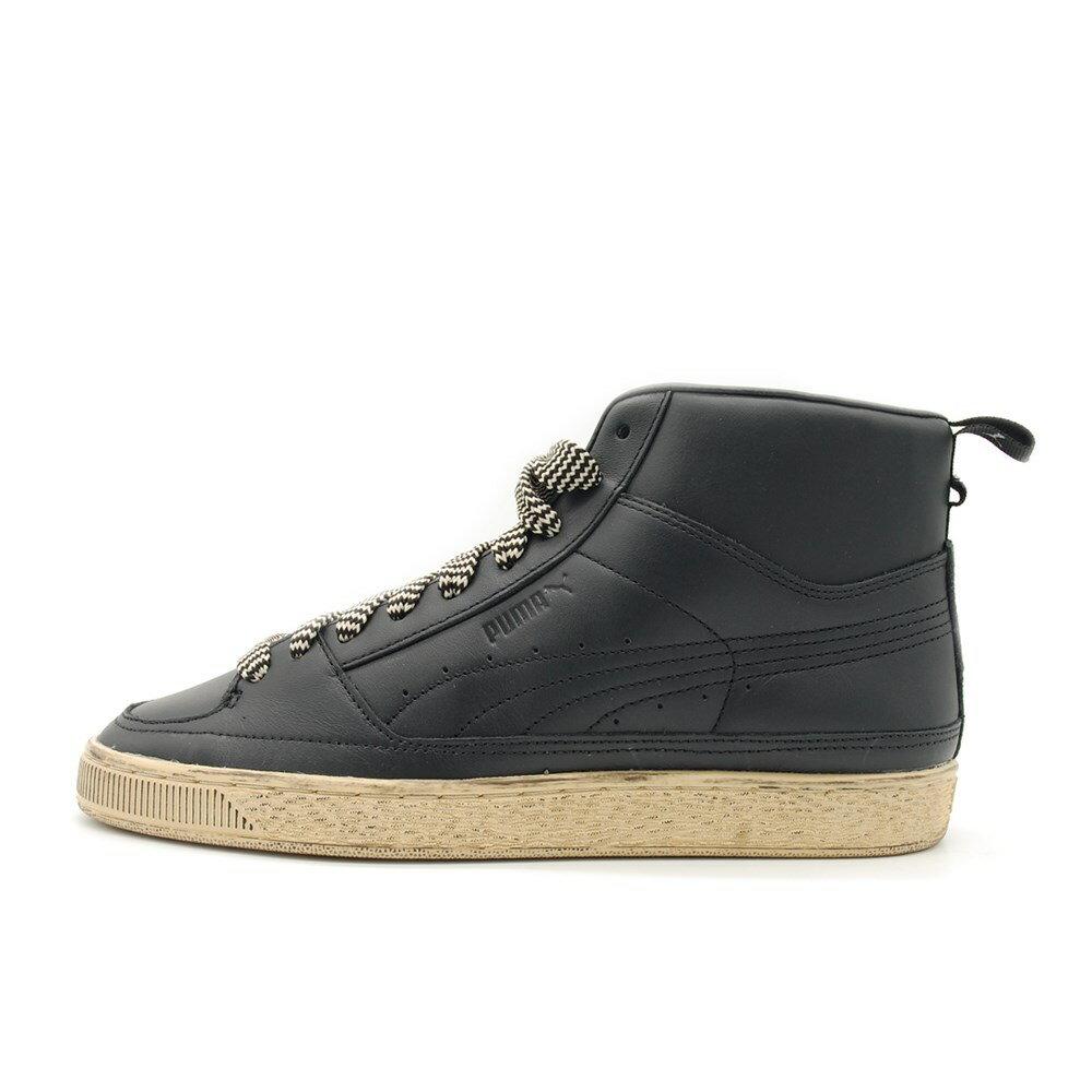 メンズ靴, スニーカー  X PUMA SUEDE MID X RHUIGI PUMA BLACK RHUDE 382156-01