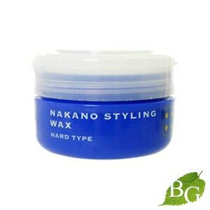 ナカノ(中野製薬)スタイリングワックス4ハード90g