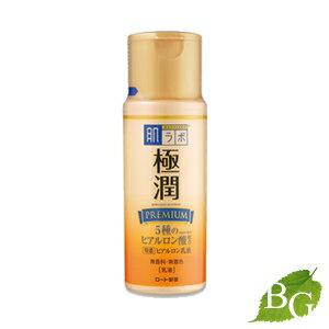 ロート製薬肌研(ハダラボ)極潤プレミアムヒアルロン乳液140mL
