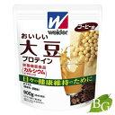 森永製菓 ウイダー おいしい大豆プロテイン コーヒー味 900g その1