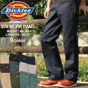 【送料299円】 (BIGサイズ) Dickies ディッキーズ 874 ワークパンツ メンズ [ディッキーズ Dickies 874 ワークパンツ メンズ 大きめ 大きいサイズ 黒 ブラック ベージュ カーキ6L 46インチ 48インチ 50インチ] (USAモデル)