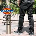 Dickies ディッキーズ スキニー メンズ ブラック 大きい [USAモデル] (wp810) ディッキーズ Dickies スキニー メンズ ブラック 黒 スキニーパンツ 大きいサイズ ワークパンツ スリム アメカジ ブランド