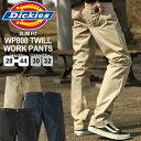 ディッキーズ Dickies ディッキーズ ワークパンツ メンズ 大きいサイズ メンズ [Dickies ディッキーズ ワークパンツ メンズ スリム ディッキーズ チノパン ディッキーズ スリム 大きいサイズ メンズ パンツ アメカジ 36インチ 38インチ] (USAモデル)
