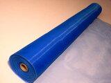 送料込み PE防虫網16メッシュ1000mm巾30m巻ブルー1本入り