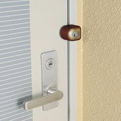 GUARDのぼー犯錠玄関ドア用補助用[No.550B]-ガードロック